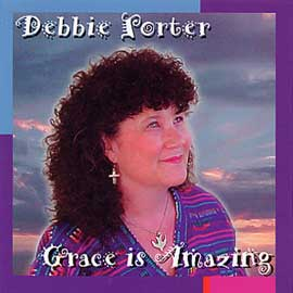 'Grace is Amazing' Album Cover