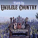 'This is Ukulele Country' Album Cover